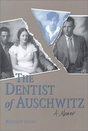 image of DENTIST OF AUSCHWITZ, THE