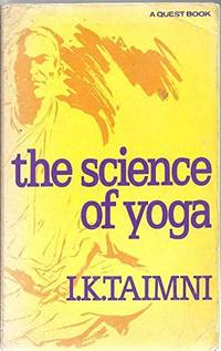 image of The Science of Yoga: The Yoga-sutra-s of Patanjali in Sanskrit with Transliteration in Roman, Translation and Commentary in English
