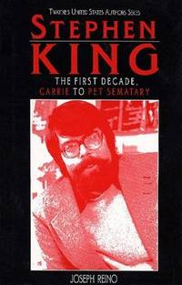 Stephen King: The First Decade, Carrie to Pet Sematary