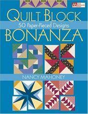 Quilt Block Bonanza: 50 Paper-Pieced Designs (That Patchwork Place)