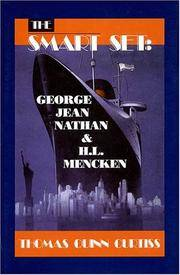 The Smart Set - George Jean Nathan & H.L.Mencken