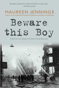 Beware This Boy, A Detective Inspector Tom Tyler Mystery