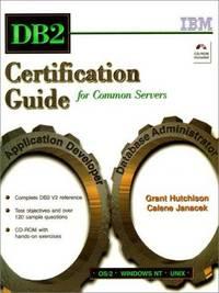 DB2 Certification Guide for Common Servers