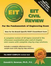 EIT Civil Review (Engineering Press at OUP)