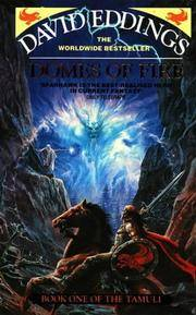 Domes of Fire: Book One of The Tamuli [Paperback] Eddings, David by Eddings, David - 1993-07-26