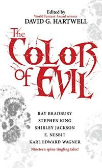 image of The Color of Evil: Nineteen Spine-Tingling Tales (Dark Descent)