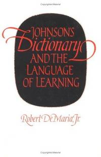 Johnson\'s Dictionary and the language of learning