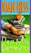 image of Dear Miss Demeanor (Claire Malloy Mysteries, No. 3)
