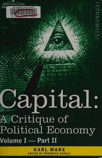 image of CAPITAL: A Critique of Political Economy - Vol. II: The Process of Circulation of Capital