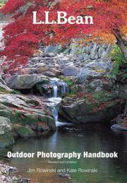 L.L. Bean Outdoor Photography Handbook, Revised and Updated