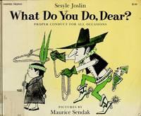 What Do You Do, Dear