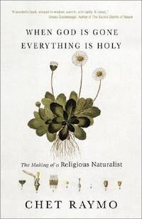 When God Is Gone, Everything Is Holy: The Making of a Religious Naturalist by  Chet Raymo - Hardcover - 2008-09-01 - from books4u31 and Biblio.com