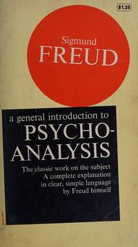 image of A General Introduction to Psychoanalysis