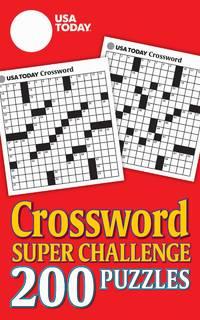 USA TODAY Crossword Super Challenge: 200 Puzzles