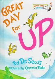 Great Day for Up! (Bright & Early Books(R))