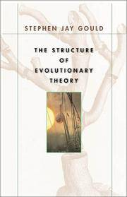 The Structure of Evolutionary Theory   (Vol. 2 only)