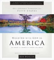 image of Walking With God in America: The Heart of America in Word and Image