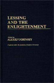LESSING AND THE ENLIGHTENMENT