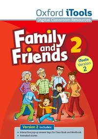 Family and Friends: 2: iTools by - Family and Friends: 2: iTools - Book -  - Family and Friends: 2: iTools - Video Book - from MERLIN MOOSIK and Biblio.com