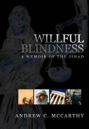 Willful Blindness: Memoir of the Jihad - Signed First Edition