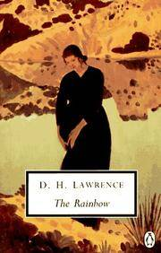 image of The Rainbow: Cambridge Lawrence Edition (Classic, 20th-Century, Penguin)