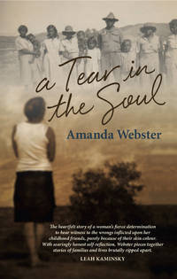 A Tear in the Soul by Amanda Webster - 2016