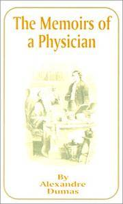 image of The Memoirs of a Physician