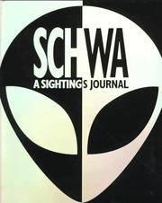 SCHWA: A Sightings Journal.