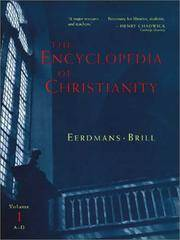 The Encyclopedia of Christianity Volume 1 A-D