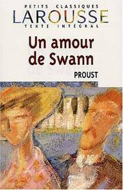 image of Un amour de Swann
