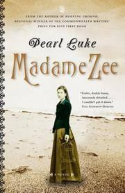 Madame Zee: A Novel