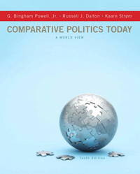 Comparative Politics Today: A World View (10th Edition) (MyPoliSciKit Series)
