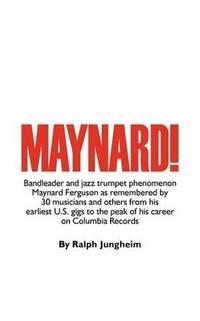 MAYNARD! the book