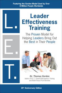 "image of Leader Effectiveness Training: L.E.T. (Revised): ""L.E.T."""