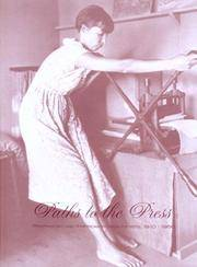 PATHS TO THE PRESS : Printmaking and American Women Artists 1910 - 1960