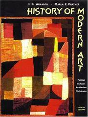 HISTORY OF MODERN ART 4th ed Discontinued 3PD
