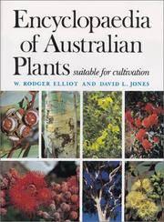 Encyclopaedia of Australian Plants Suitable for Cultivation: Volume 4