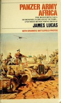 Panzer Army Africa by  James Sidney Lucas - Paperback - 1986 - from Old Oak Books (SKU: 07302)