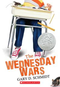 The Wednesday Wars ,by Schmidt, Gary D. ( 2009 ) Paperback