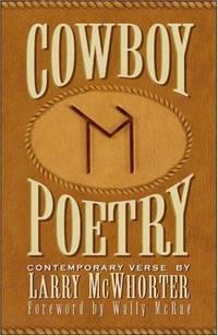 Cowboy Poetry Contemporary Verse
