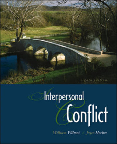 interpersonal conflict wilmot and hocker Interpersonal conflict 9th edition wilmot hocker ebooks interpersonal conflict 9th edition wilmot hocker is available on pdf, epub and doc format.