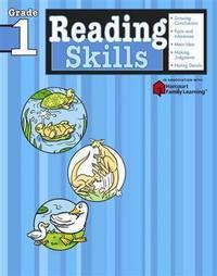 READING SKILLS: GRADE 1 (FLASH K