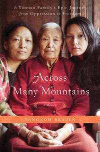 Across Many Mountains (Advance Readers' Edition)
