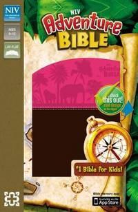 NIV, Adventure Bible, Imitation Leather, Pink/brown