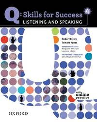 Q - Skills for Success - Listening and Speaking