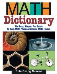Math Dictionary by Monroe, Eula Ewing