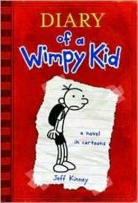 image of Diary of a Wimpy Kid:  Greg Heffley's Journal.