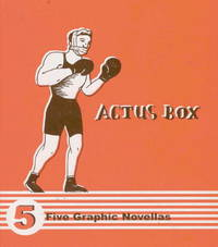 Five Graphic Novellas by various - First  Printing - 2001 - from Cinemage Books (SKU: 011833)