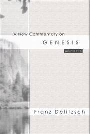 A New Commentary on Genesis, Two Volume Set