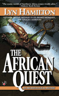 The African Quest (Archaeological Mysteries, No. 5)